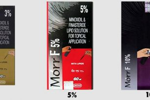 Morr F Topical Solution for Hairloss (5%, 10% or 3%?)