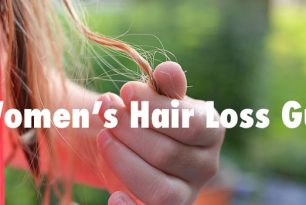 Women's Hair Loss Guide (Causes, Symptoms, Treatments)