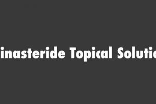 Finasteride Topical Solution? (Hair Loss Treatment)